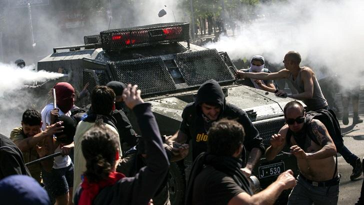 Estallido social en Chile: Cuáles son los reclamos y cuáles las respuestas del gobierno