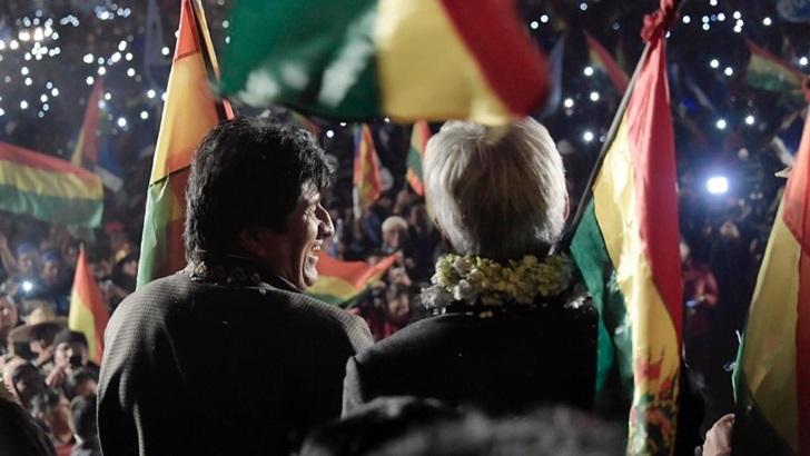 Bolivia: «La gente se siente cada vez menos protegida frente a los organismos estatales»