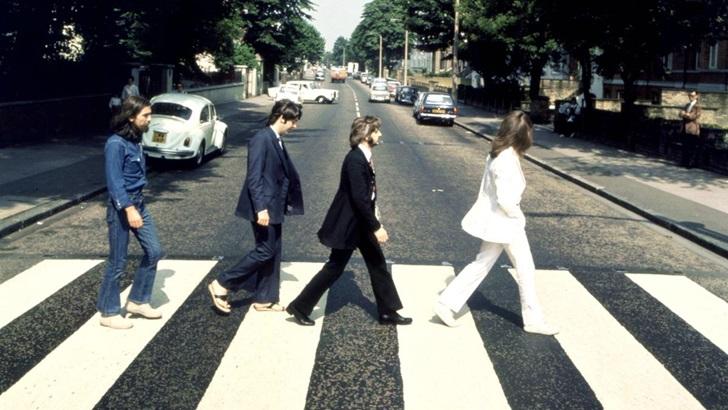 Eduardo Rivero recuerda el disco <em>Abbey Road</em> de The Beatles en su 50° aniversario