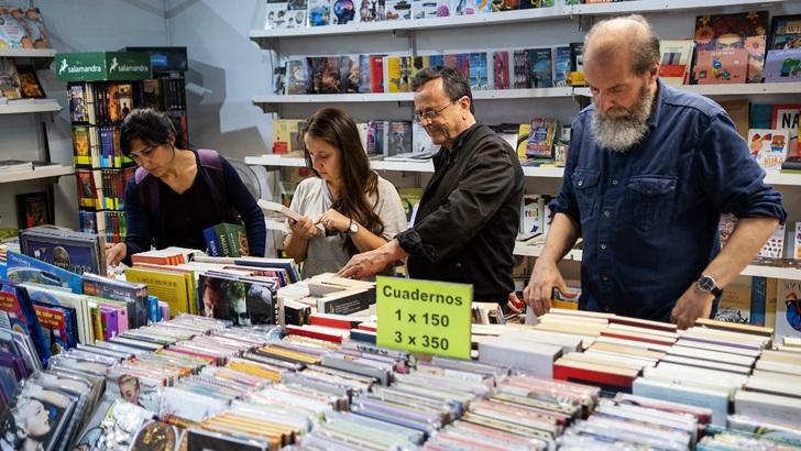 <em>Los ojos de Rosario</em>: Feria Internacional del Libro de Montevideo