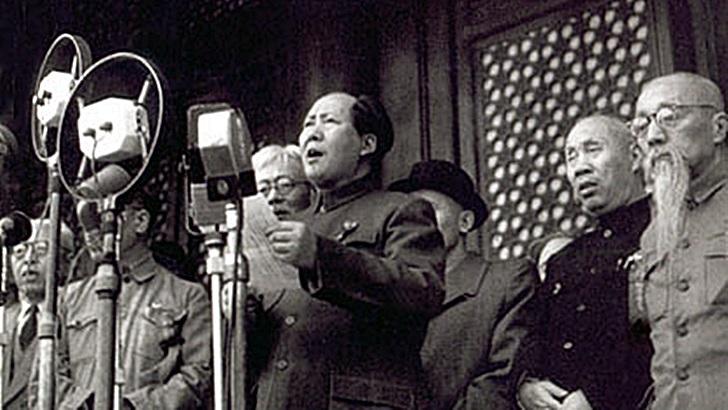 China festejó los 70 años de la proclamación de la República Popular