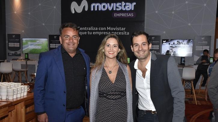 Movistar presentó Enjoy Inspiring Summit