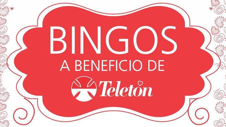 Punta Carretas Shopping organiza 2 bingos a beneficio de la Teletón
