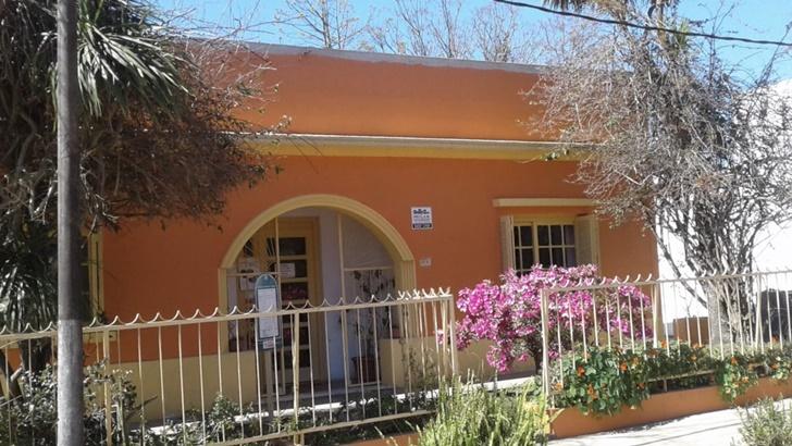 <em>Paisaje</em>: Vergara, ciudad de Treinta y Tres (La Canoa T02P130)