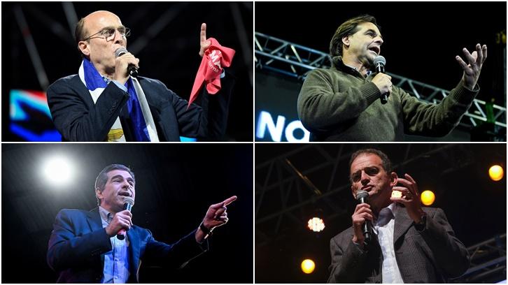 El Frente Amplio fue el más votado en las elecciones nacionales con el 40,66%, seguido por el Partido Nacional con el 29,68%; la reforma <em>Vivir sin miedo</em> fracasó