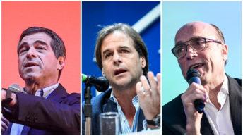 Fernando Andacht y la mirada semiótica en la campaña política (II): Un debate tan esperado y tan negado; un choque de propagandas, de a tres