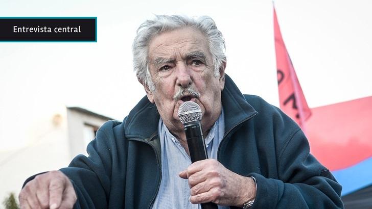 """Mujica: """"Hay un margen de gente batllista en este país que está harta de que el batllismo actúe como un furgón de cola del herrerismo"""""""