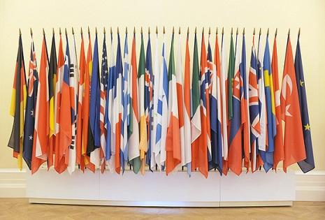 Angel Gurría y el mundo segun la OCDE (La Hora Global T01P60)