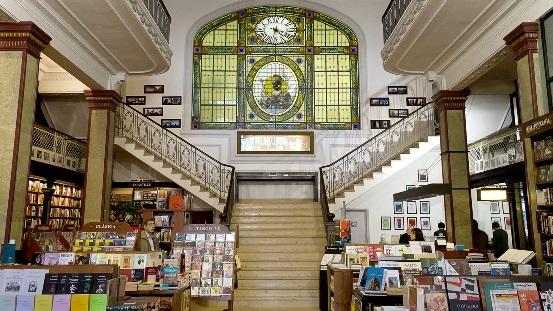Montevideo Literaria (Paisaje-Ciudad T02P23)