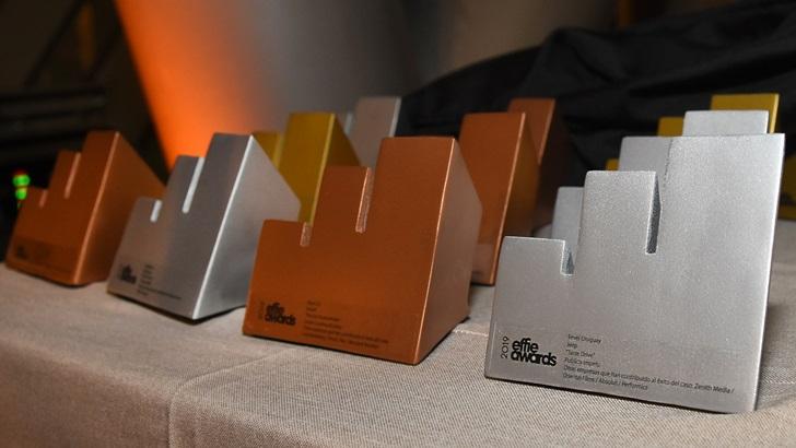 Se realizó la 11ª edición de Effie Awards Uruguay