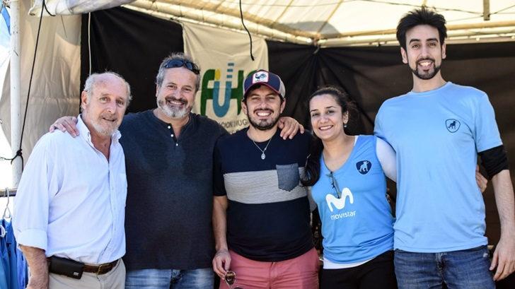 Entrevista a Juan Luis Espasandín de la Federación Uruguaya de Hockey sobre Césped (T05P195)