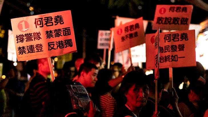 Hong Kong: «Cada vez más» emigran «personas agobiadas que ya no le ven futuro a la región»