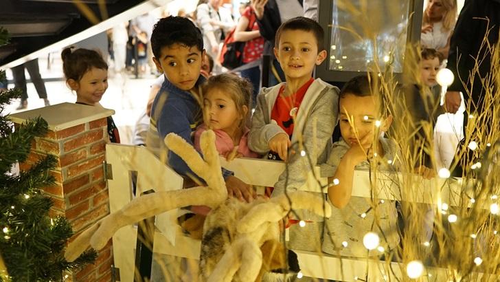Punta Carretas Shopping celebra la llegada de una nueva navidad