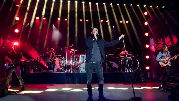 La Mesa del Tiempo Libre: Maroon 5, <em>Silicon Valley</em>, Cyrille Aimée y más
