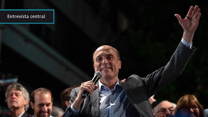 Juan Castillo: Decisión de que Martínez no reconociera la derrota fue consensuada con todos los integrantes del comando del FA
