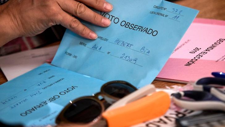 Corte Electoral trabaja en escrutinio departamental: «No hay ganador oficial hasta que no se haga la proclamación», dice ministro Garchitorena