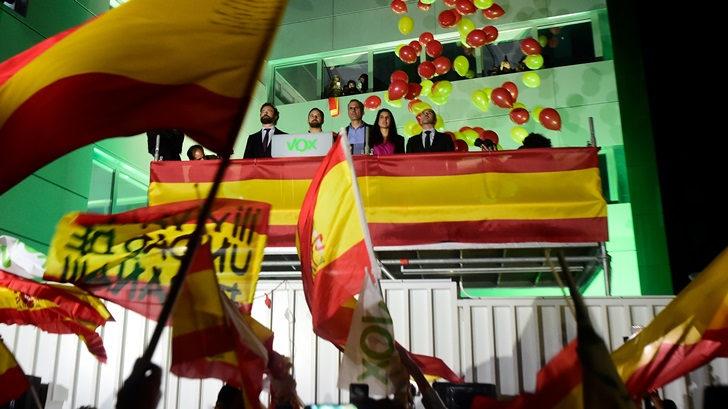 ¿A qué se debe el crecimiento de la ultraderecha en España?