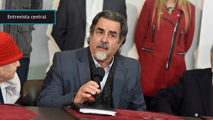 """Gustavo Zubía (PC): En el acuerdo programático """"hay un empuje fuerte"""" en seguridad pública pero """"no quedé totalmente conforme"""" porque """"falta un tratamiento mucho más decidido"""" de los cambios al CPP"""