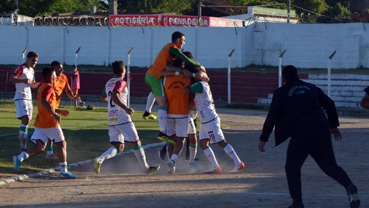 La última fecha del Torneo Clausura (T05P211)
