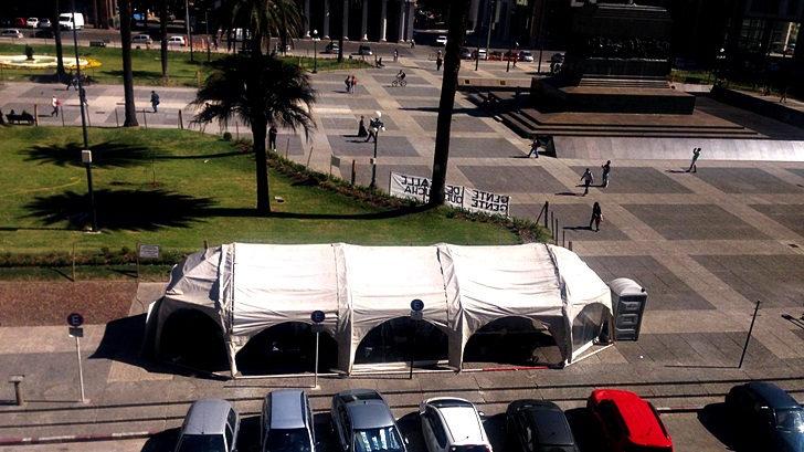 <em>Los ojos de la radio</em>: Evento en Plaza Independencia para buscar soluciones al problema de la indigencia
