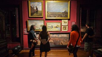 Por decimoquinto año se realiza Museos en la Noche