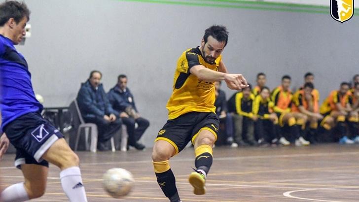 Entrevista a Federico Fedele, jugador de Peñarol Futsal (T05P216)