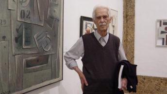 En <em>Aquellas voces</em> sonó la voz del artista plástico Alceu Ribeiro (La Canoa T02P177)