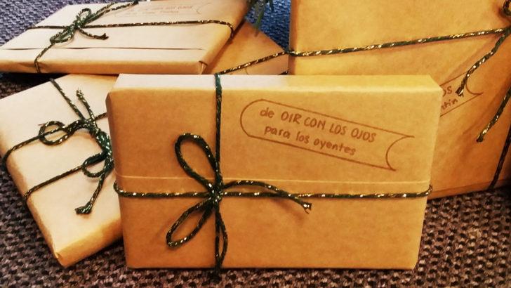 El momento de abrir los regalos