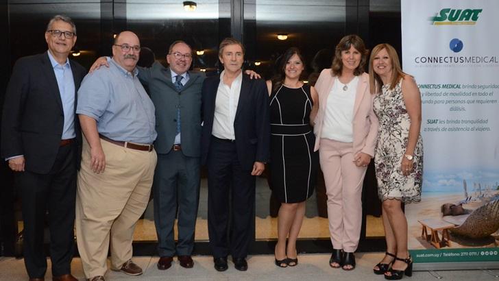 SUAT se proyecta a nivel internacional con una alianza con Connectus Medical Group