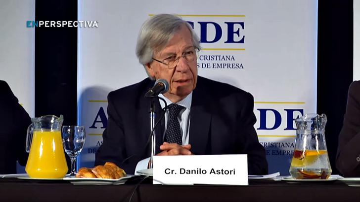 Astori: «El incremento del PBI en el último trimestre muestra que la economía se está moviendo hacia niveles de crecimiento más altos»