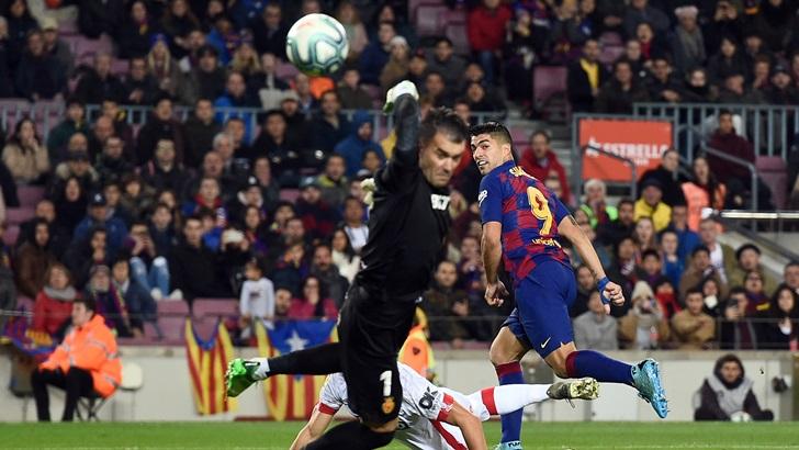 ¿El mejor gol de Luis Suárez? (T05P212)