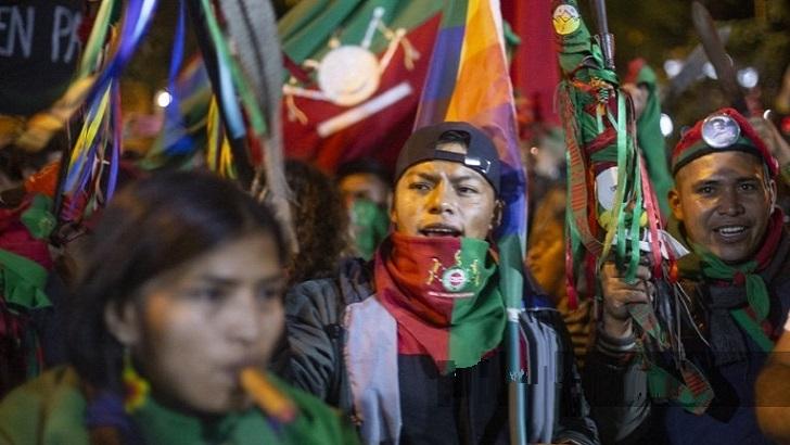 La hora de las protestas en Colombia (La Hora Global T01P73)