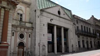 El teatro y la ciudad (Paisaje-Ciudad T02P32)