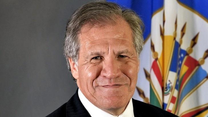 Lacalle Pou comunicó que apoyará la reelección de Almagro como secretario general de la OEA