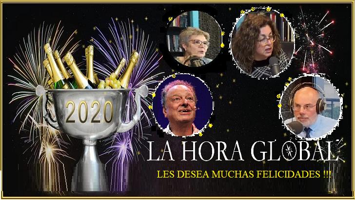 Un adiós al 2019 (La Hora Global T01P81)