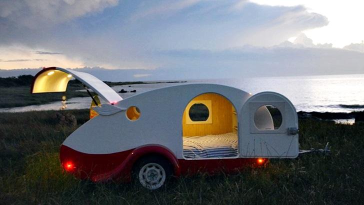 Experiencia Uruguay (V): <em>Roadtrip</em> por las costas de Rocha en una minicamper