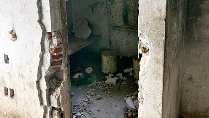 Cerraron los «boxes» del ex Comcar, celdas de aislamiento en muy malas condiciones