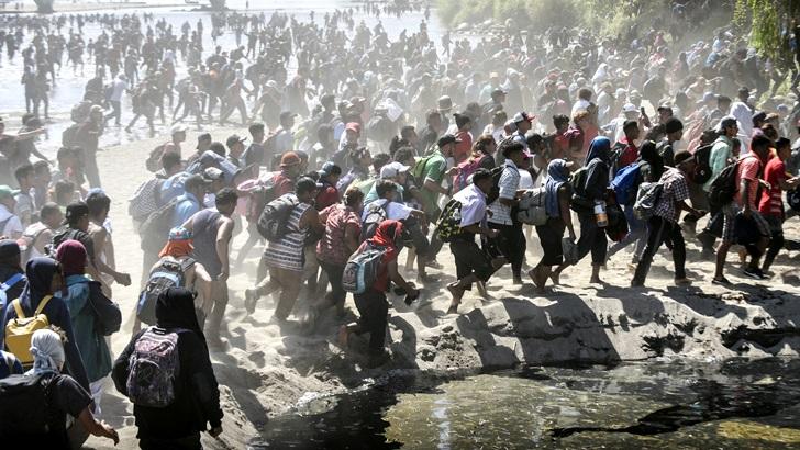 Nueva caravana de migrantes recorre centroamérica con destino a EEUU: ¿Qué rol juega México?