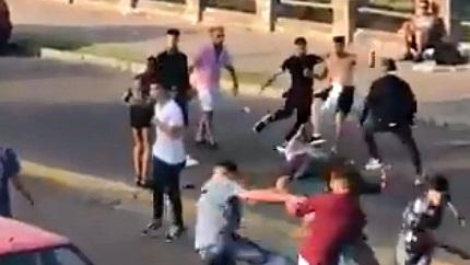 Violencia entre jóvenes en Piriápolis a la salida de discoteca