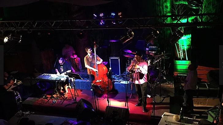 <em>Jazz Entre Amigos</em>, al aire libre en La Pedrera
