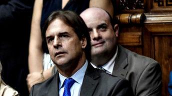 """Lacalle Pou dijo que decisión de no invitar a Maduro a ceremonia de traspaso de mando fue una decisión """"personal"""""""