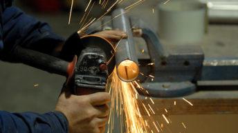 Los datos de actividad industrial siguieron mostrando fuertes caídas en mayo