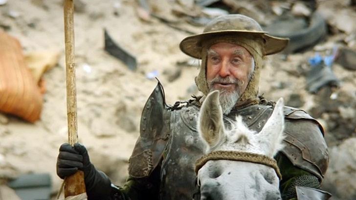 <em>En Primera Fila</em>: Eduardo Alvariza reseña <em>Los caballeros</em>, Don Quijote en versión película y el thriller de Adam Sandler