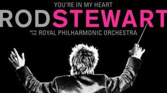 <em>En Primera Fila</em>: Eduardo Rivero reseña el disco <em>You're in my heart</em> de Rod Stewart junto a la Royal Philarmonic Orchestra