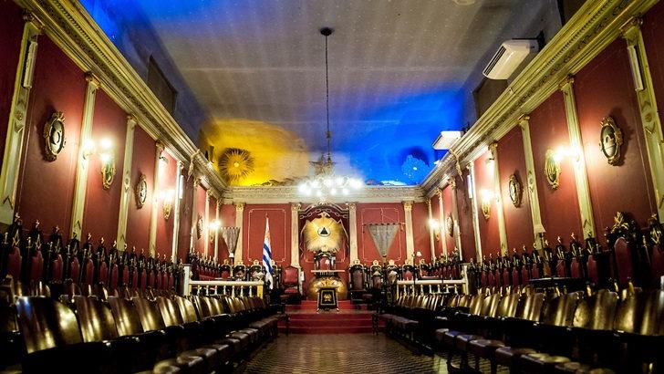 <em>Los ojos de la radio</em>: El Palacio Masónico fue declarado Monumento Histórico Nacional