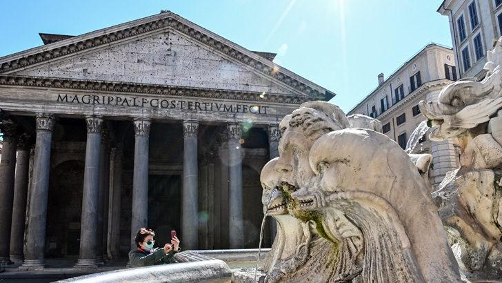 Roma vacía y silenciosa: ¿Cómo se vive allí la epidemia del Covid-19?