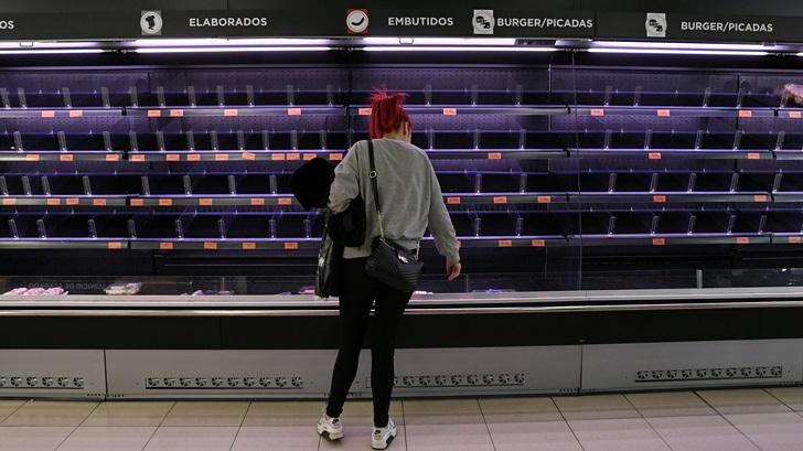 Contacto con España: 84 muertos y 3.000 diagnosticados de Covid-19