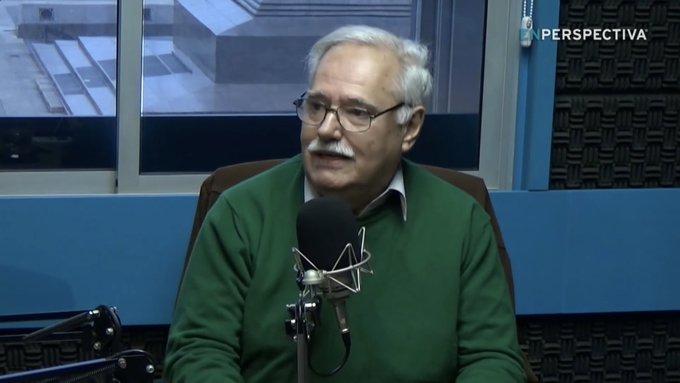 <em>In Memoriam</em>: Recordamos al historiador Rodolfo González Rissotto, fallecido por coronavirus