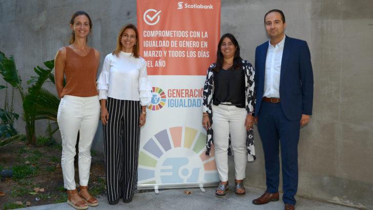 Scotiabank y Pronto firmaron los Principios para el Empoderamiento de las Mujeres de las Naciones Unidas