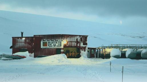 Se presentó libro que recoge la experiencia de UTE como proveedor de energía eléctrica en la Antártida